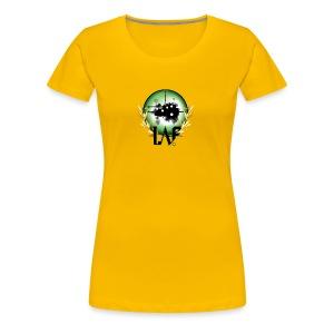 Load Aim Fire Merchandise - Vrouwen Premium T-shirt
