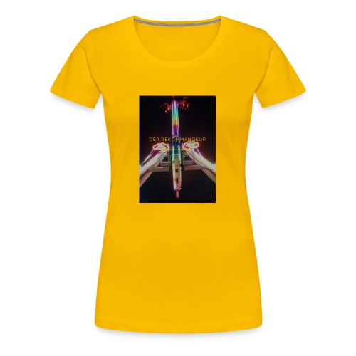 der Rekommandeur - Frauen Premium T-Shirt