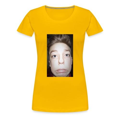 Gj Skillz - Women's Premium T-Shirt