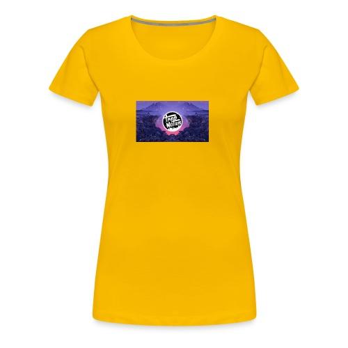 Articles avec logo Trap Nation - T-shirt Premium Femme