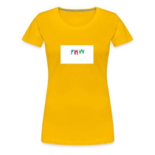PHW CHRISTMAS - Women's Premium T-Shirt