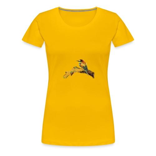 Uccellino - Maglietta Premium da donna