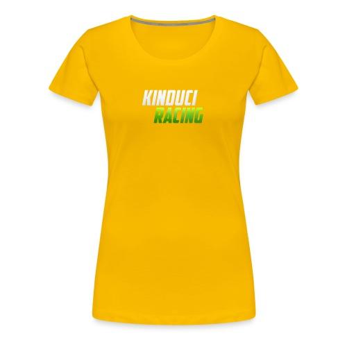 kinduci racing logo - Women's Premium T-Shirt