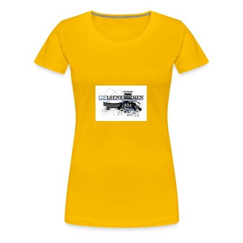 gelsenkirchen - Frauen Premium T-Shirt