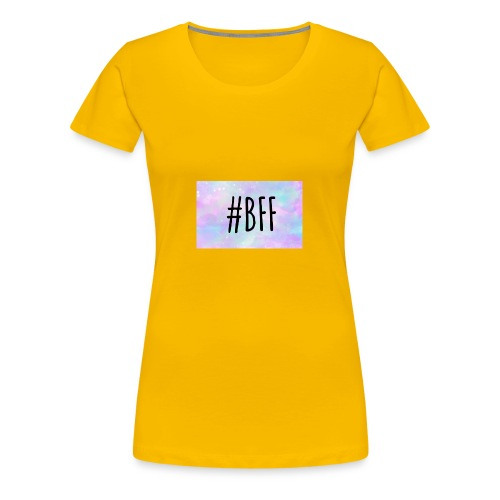 BFF BIRTHDAY JIYA - Women's Premium T-Shirt