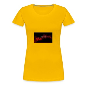 THE NEW LOGO - Women's Premium T-Shirt