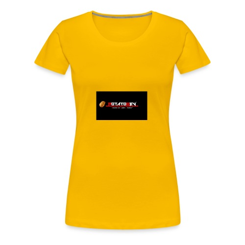 potatorev - Women's Premium T-Shirt
