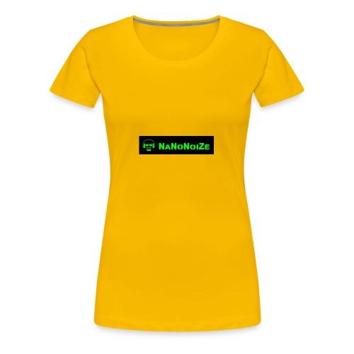 logo full - Vrouwen Premium T-shirt