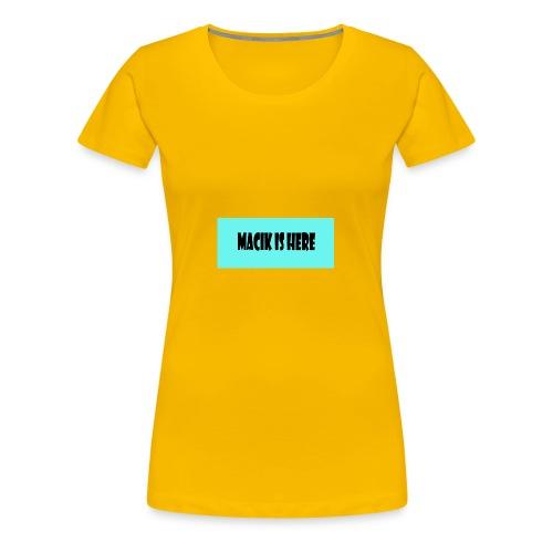 keep - Women's Premium T-Shirt