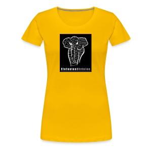 ElefantenDivision - Frauen Premium T-Shirt