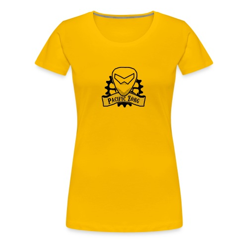 Pacific Zorg - T-shirt Premium Femme