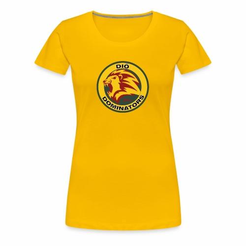 Dominators - Premium-T-shirt dam