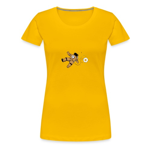 Astronautnut - Frauen Premium T-Shirt