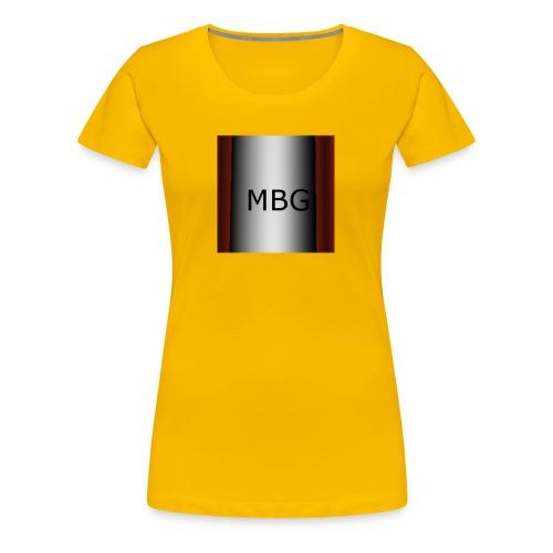 MBG - Frauen Premium T-Shirt