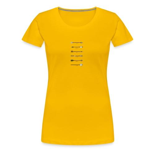 arrow style - T-shirt Premium Femme