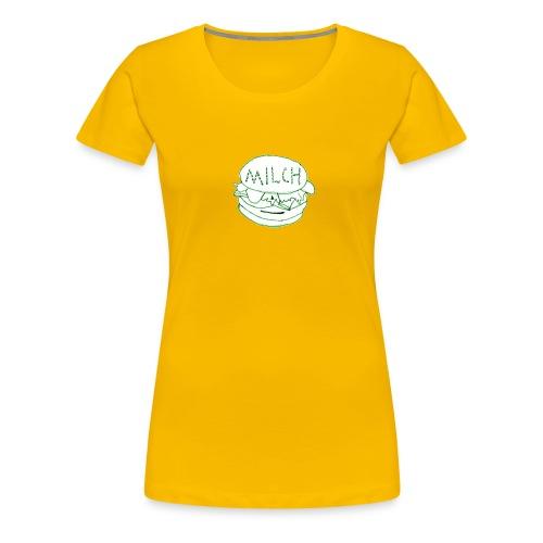 Offizieller Milchburger Merch - Frauen Premium T-Shirt