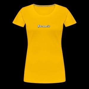 #nonazis - Frauen Premium T-Shirt