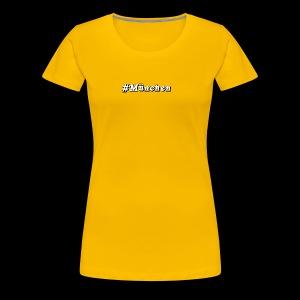 #Muenchen - Frauen Premium T-Shirt