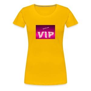 VIP REISER - Premium T-skjorte for kvinner