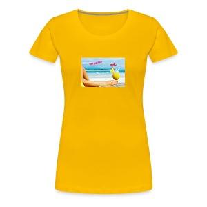 vipreiser 2017 design - Premium T-skjorte for kvinner