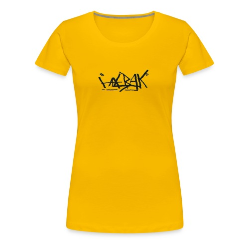 Sweat Hlbak Beats - Women's Premium T-Shirt
