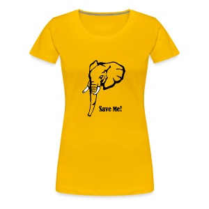 Save Me! - Frauen Premium T-Shirt