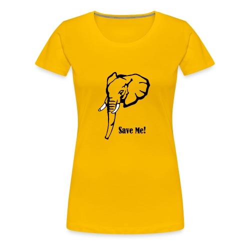 Save Me! - Frauen Premium T-Shirt