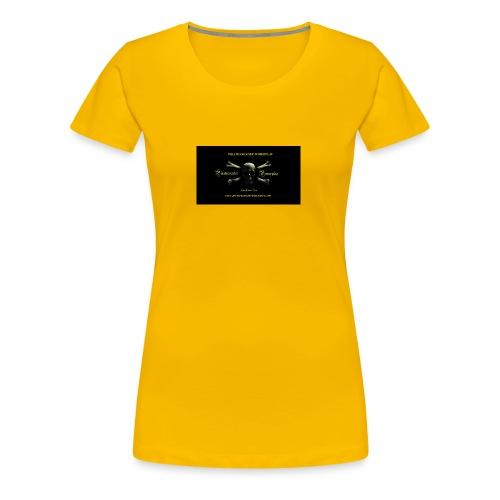 Piratensender-Powerplay - Frauen Premium T-Shirt