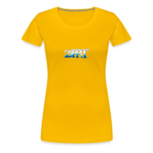 ZIPPIT 2 - Premium-T-shirt dam