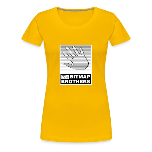 Chest Logo - Women's Premium T-Shirt