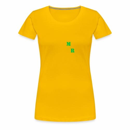 mRelated - Dame premium T-shirt
