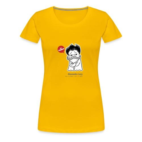 27 Club - Al Lev - Women's Premium T-Shirt
