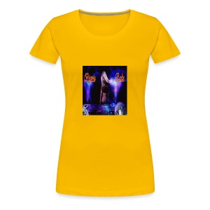 header disco neu - Frauen Premium T-Shirt