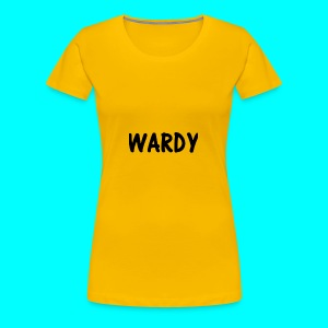 Wardy - Women's Premium T-Shirt