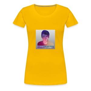 Marcos Vlogs - Dame premium T-shirt