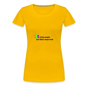 Emergency Gay Services - Vrouwen Premium T-shirt