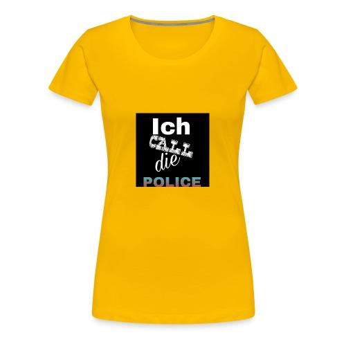 Policefriends - Frauen Premium T-Shirt
