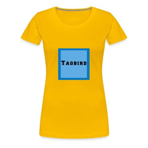 Tagbird's Design - Frauen Premium T-Shirt