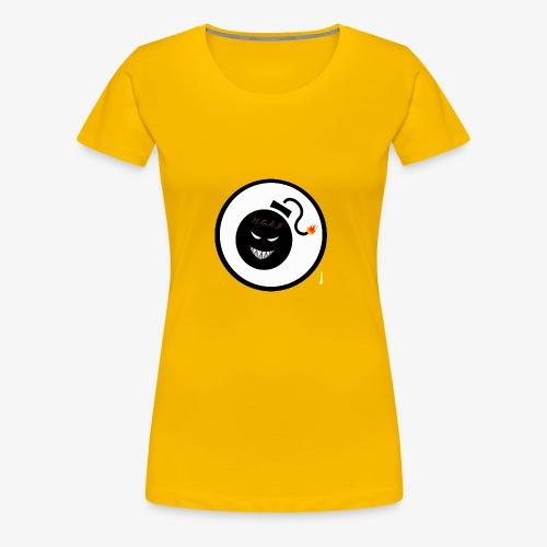 LeeMcG - MOAB Logo - Women's Premium T-Shirt