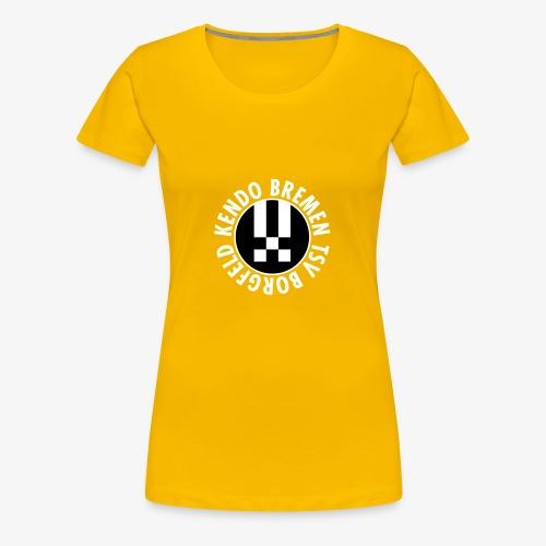 Kendo Bremen Borgfeld T-Shirt - Frauen Premium T-Shirt