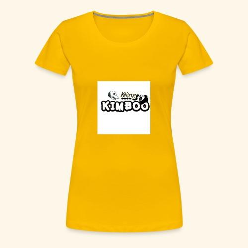 king kimboo - Frauen Premium T-Shirt