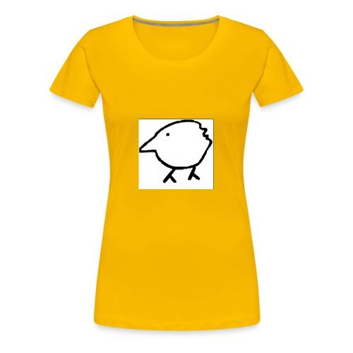 Autsider Fred - Frauen Premium T-Shirt