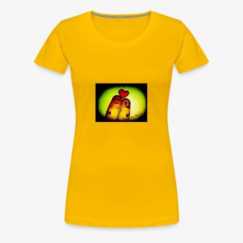Friendly Vibes - Frauen Premium T-Shirt
