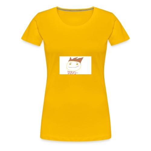 KAROL0250 MERCH - Frauen Premium T-Shirt