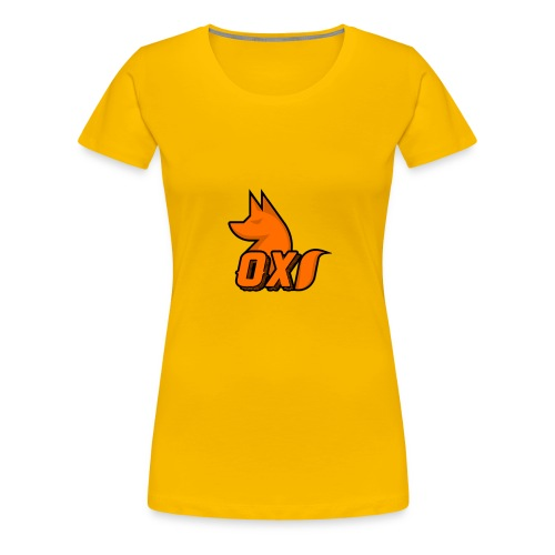 Fox~ Design - Women's Premium T-Shirt