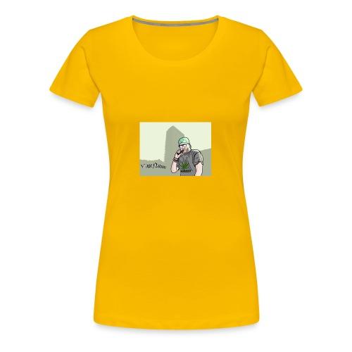 VAPE NATION!! *copyright' - Premium T-skjorte for kvinner