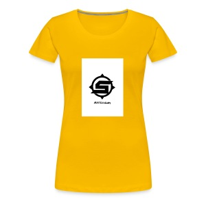 Syntex Clan - Premium-T-shirt dam