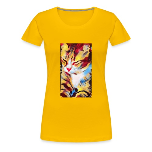 Streetcat Honey - Frauen Premium T-Shirt