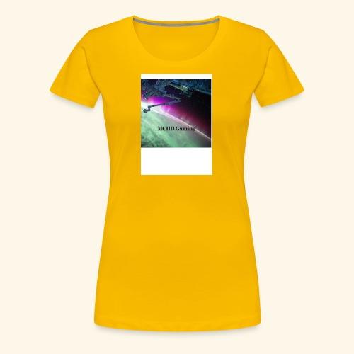 MCHD Gaming - Women's Premium T-Shirt