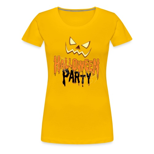 Halloween Party shirt - Women's Premium T-Shirt